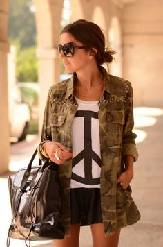 militar and peace