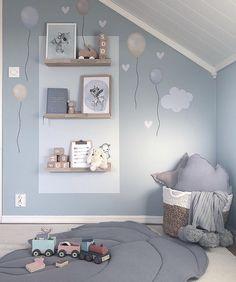 - Christiane Petersen - Beyond Binary Baby Boy Room Decor, Baby Bedroom, Baby Boy Rooms, Nursery Room, Girl Room, Kids Bedroom Designs, Baby Room Design, Home Room Design, Barnrummet