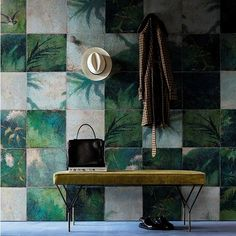 mural Exotic Damier wall&decò | Tiendas On