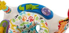 The Fisher-Price Animal Activity Jumperoo is a jungle full of fun for your baby. The rotating seat turns 360 degrees to put your baby in touch with toys and activities. Animal Activities, Infant Activities, Baby Sense, Baby Jumper, Colorful Animals, Activity Centers, Baby Grows, Fisher Price