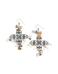 Treasure Island Earrings | Maiden-Art Boutique