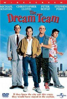 The Dream Team with Michael Keaton, Christopher Lloyd and Peter Boyle