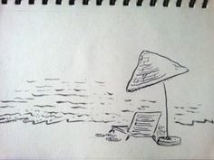Lazy Letter: The Longest Day #LazyLetter #Blog #CreativeWriting #SummerSolstice #InkDrawing
