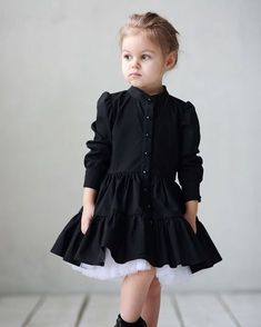 Baby Fashion Black Children 21 Ideas For 2019 Little Dresses, Little Girl Dresses, Girls Dresses, Black Kids Fashion, Little Girl Fashion, Babies Fashion, Toddler Dress, Baby Dress, Dress Up