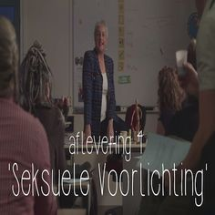 Ouders van de Karrekrak: Seksuele Voorlichting. FILMPJE! No Worries, Funny Stuff, Sayings, Style, Biology, Swag, Funny Things, Word Of Wisdom, Stylus