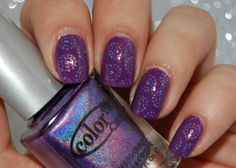 Posh Nail Art: The Lacquer Legion - Reinvention
