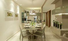 Sala de Jantar - Romero Duarte & Arquitetos