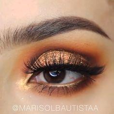 5 Eye Makeup Videos from Marisol Bautista - EYE Makeup Eye Makeup Tips, Makeup Videos, Eyeshadow Makeup, Beauty Makeup, Hair Makeup, Hair Beauty, Cool Makeup Looks, Cute Makeup, Makeup Is Life