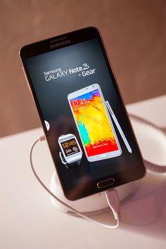 Samsung GALAXY Note 3 και GALAXY Gear: Υψηλή τεχνολογία με στυλ - Goodbyte