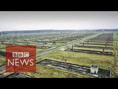 Drone video shows a chilling view of Auschwitz you'll never be able to forget | Rare