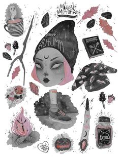 Diary of a Death Starlette - loll3: yay!!! Autumn is Coming*:・゚✧✳…