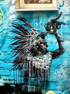 Street Artist: PlotRob in Berlin