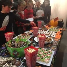 Like the look of our Halloween treats?