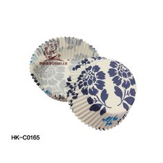 Vintage appetitive blue print high temperature resistant oil cup cake paper tray 250pcs/lot ,cupcake wrappers US $5.93