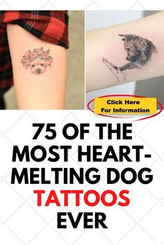 Some people have so much love for dogs that they want to have it inked on them forever.75 Of The Most Heart-Melting Dog Tattoos Ever Phoenix Tattoo Design, Skull Tattoo Design, Dragon Tattoo Designs, Tribal Tattoo Designs, Dragon Tattoo Back Piece, Dragon Sleeve Tattoos, Tribal Sleeve Tattoos, Knuckle Tattoos, Dog Tattoos