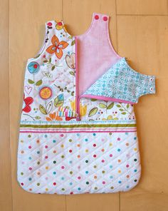 Wollyonline Blog: Free Doll Snuggy Sack Pattern, Sewing is done : )