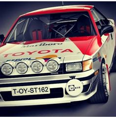 Rally Car, Toyota Celica, Custom Cars, Vehicles, Group, Car Tuning, Pimped Out Cars, Car, Vehicle