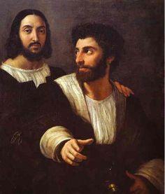 Raphael, also known as Raffaello Santi