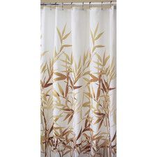 Barleria Shower Curtain