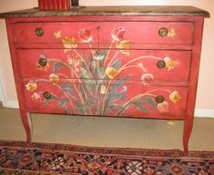 sassy  painted furniture | Sassy Hand Painted Chests for your Home
