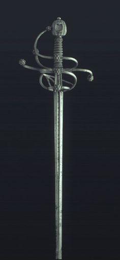 RAPIER SWORD  1498
