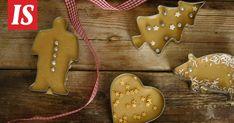 Pitääkö hän suolaisesta, makeasta vai tunnelmanluojista? Gingerbread Cookies, Tartan, Desserts, Food, Tarte Tatin, Gingerbread Cupcakes, Tailgate Desserts, Deserts, Essen