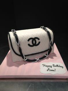Chanel Bag Cake