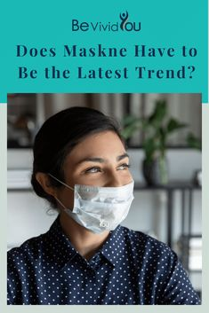 It's important that we continue to mask up until we've beaten this virus, but if maskne is a concern or reality for you there are several preventative steps you can take. #facemask #acne #maskacne #beautytrends #skincaretips #pattern #skinroutine Rosacea Remedies, Body Acne, Clear Skin Tips, Excessive Sweating, Hormonal Acne, Skin Routine, Pimples