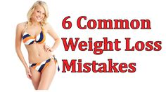 Weight Loss Fast: You could be Making 6 Common Weight Loss Mistakes Weight Loss Video, Fast Weight Loss, Healthy Weight Loss, Weight Loss Tips, Fat Burning Tips, Weigh Loss, Mistakes, How To Make, Books