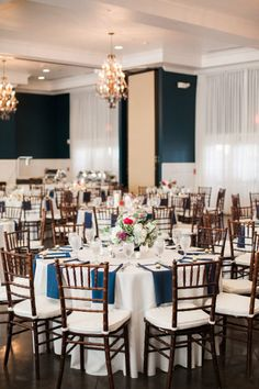 Stunning Ballroom Venue At Hotel Granduca Photo By Emilie Anne Photography