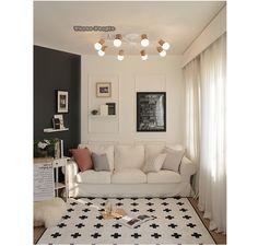 创意简欧橡木客厅卧室吸顶灯现代韩式个性餐厅厨房灯具赠送LED-淘宝网
