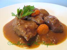 Spanish Kitchen, Spanish Food, Pressure Cooker Recipes, Slow Cooker, Carne Asada, Pork Recipes, Pot Roast, Food Hacks, Food And Drink