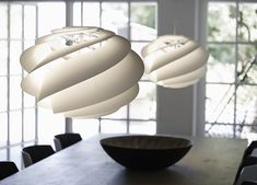 Smart pendants for the modern dining area