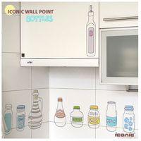 Bottle Wall Stickers