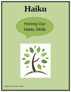 This is a mini-lesson that reviews haiku poetry. It shows the format for writing haiku poems, as well as gives examples of original haiku poems. St...