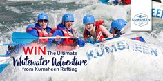 Ultimate Summer Raft Adventure for 2