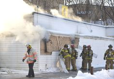 Authorities: Cigarette caused fire at Sneaky's Chicken - An improperly disposed cigarette was to blame in a fire at Sneaky's Chicken Monday morning, Sioux City Fire Rescue officials said.