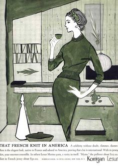Merle Bassett: Fashion illustration came so easily for me...