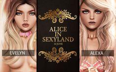 https://flic.kr/p/uuxF3B | PumeC Land | Alice in Sexyland | [June 12th]