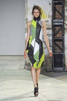 Proenza Schouler Patch Style!