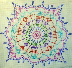 Inspirações de Croche com Any Lucy: Setembro 2013