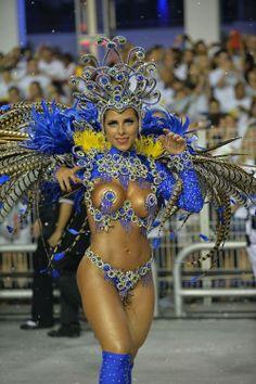 Meet The Sexiest Brazilian Samba Dancers From Sao Paulo Carnival 2014 [PHOTOS] ~ Askranker.com