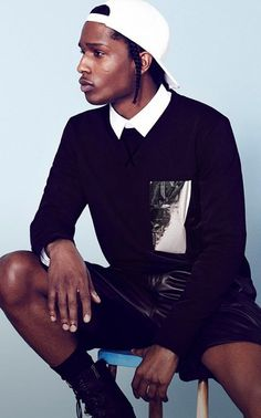 A$AP Rocky | Mr. Porter