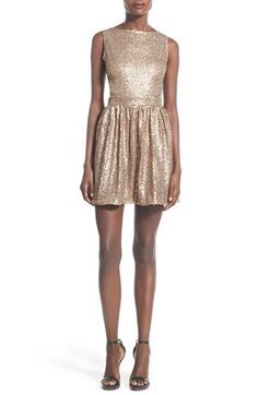 Raga Sequin Cutout Sleeveless Dress available at #Nordstrom