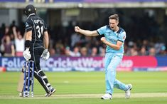 The world cup final at a glance Icc Cricket, Cricket Score, Steve Waugh, Kane Williamson, Parachute Regiment, Famous Names, Cricket World Cup, World Cup Final
