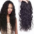 Brazilian Natural Wave Virgin Hair 3 Bundle Deals Top Brazilian Curly Virgin Hair Extension Wet And Wavy Virgin Brazilian Hair