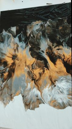 Oil Painting Abstract, Diy Painting, Pour Painting, Knife Painting, Figure Painting, Acrylic Painting Inspiration, Acrylic Pouring Art, Acrylic Art, Diy Canvas Art