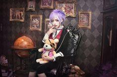 Kanato Sakamaki from Diabolik Lovers Cosplay || anime cosplay