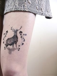 Flora & Fauna Temporary Tattoos  Animal by DBIllustrations on Etsy, £5.00