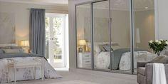 Modele de dulapuri cu oglinda pentru dormitor !